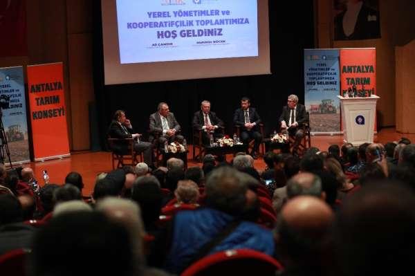 Yerel Yönetimler ve Kooperatifçilik Toplantısı