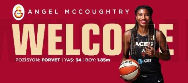 Angel McCoughtry, Galatasarayda