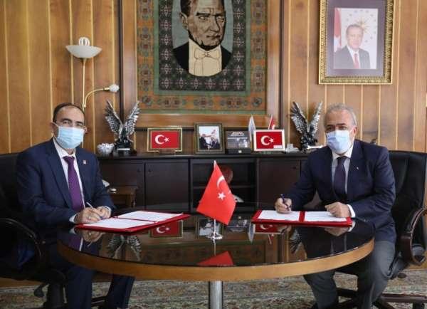 BŞEÜden Atatürk ve Erzurum Teknik Üniversiteleri ile işbirlikleri