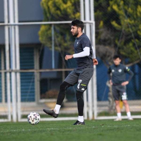 Bursaspor, Antalyaspor maçının taktiğini çalıştı