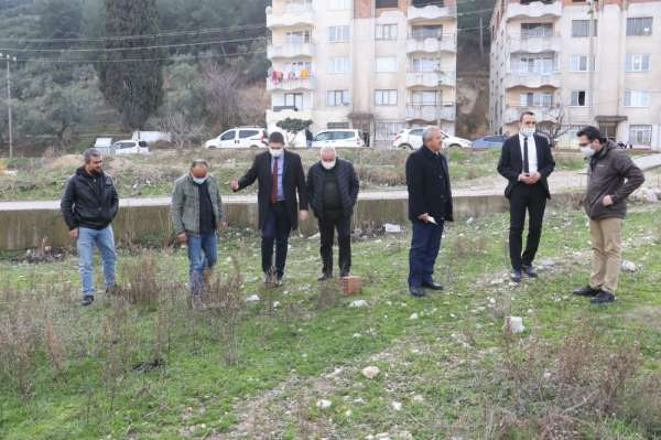 Büyükşehir Kırkağaç'a modern tesis kazandıracak