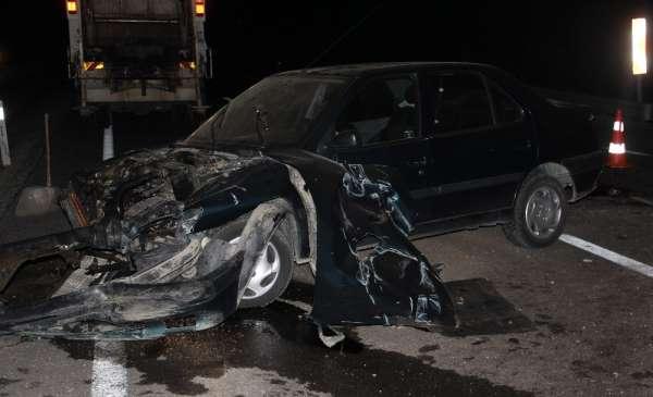 Çorumda 2020 yılında trafik kazalarında 16 kişi hayatını kaybetti
