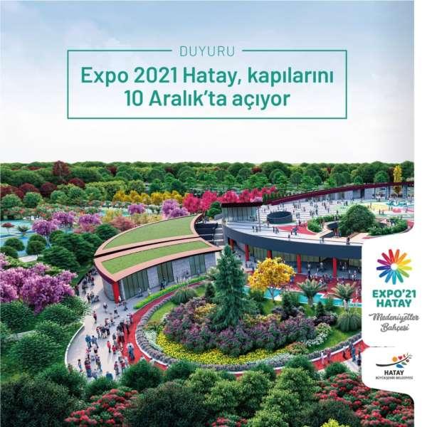 Expo 2021 Hataya Covid-19 nedeniyle yeni tarih