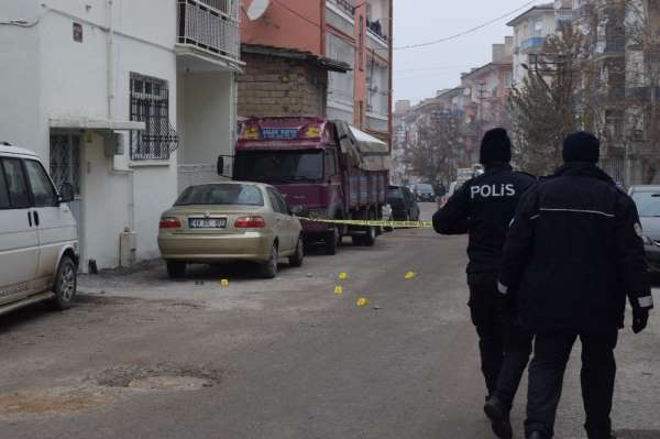 Malatyada silahlı saldırı: 1 yaralı