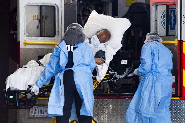 Pandemi ABD ekonomisini vurdu