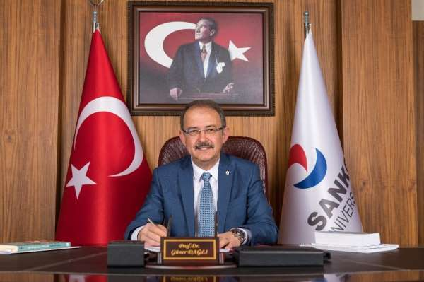 Sanko Üniversitesi Rektörü Prof. Dr. Güner Dağlı: