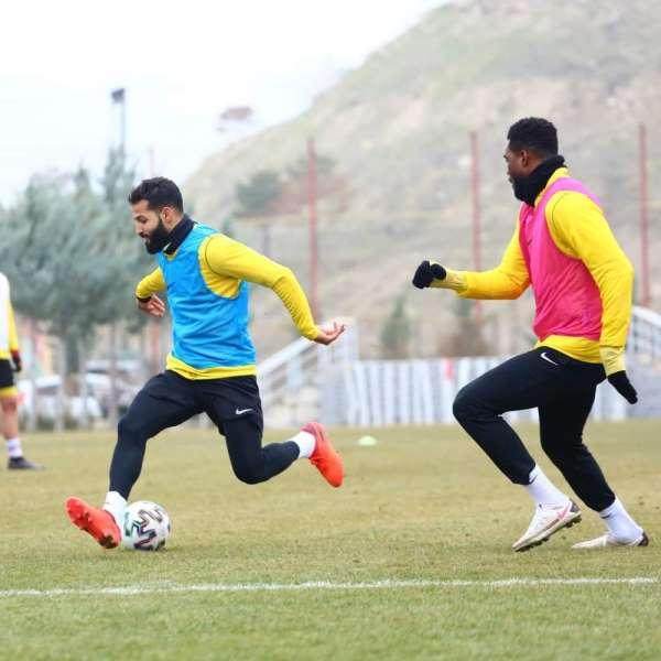 Yeni Malatyaspor, Kayserispor maçına hazır
