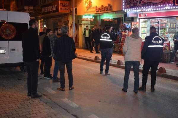 Malatya'da çay ocağında silahlı saldırıya uğrayan 1 kişi yaralandı