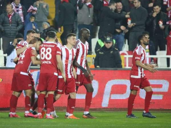 Sivasspor'a 2 gün izin