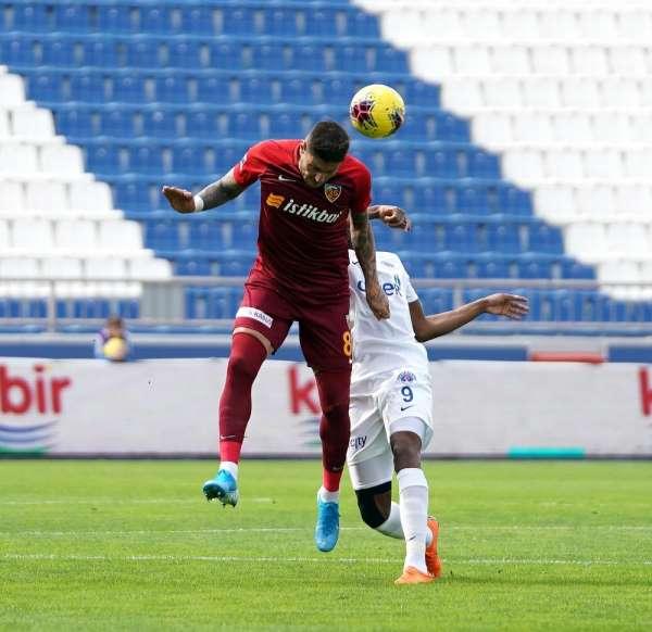 Süper Lig: Kasımpaşa: 2 - Kayserispor: 0 (Maç devam ediyor)