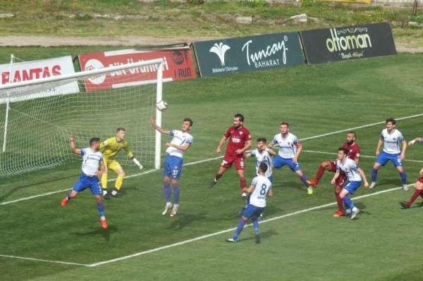 TFF 2. Lig: Bandırmaspor: 5 - Kardemir Karabükspor: 0