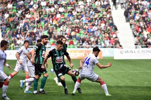 TFF 2. Lig: Sakaryaspor: 1 - Niğde Anadolu: 0