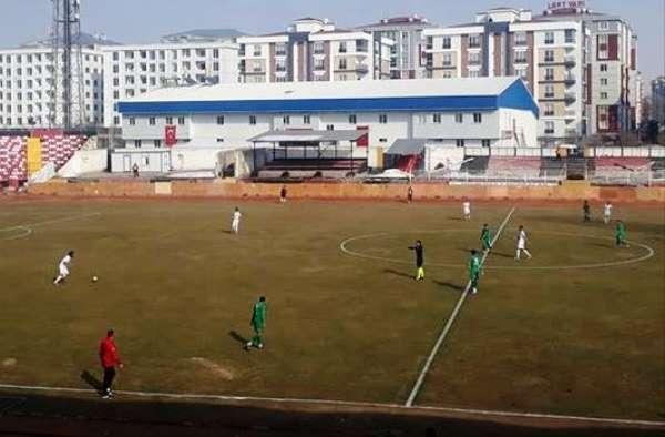 TFF 2. Lig: Van Spor FK: 1 - Etimesgut Belediyespor: 1