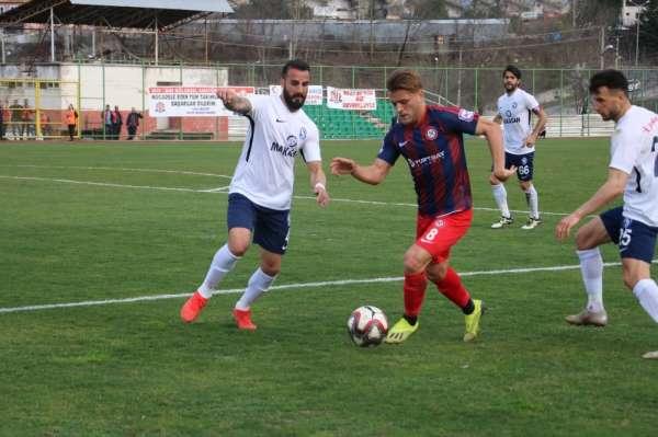 TFF 2. Lig: Zonguldak Kömürspor: 0 - Sarıyer: 0