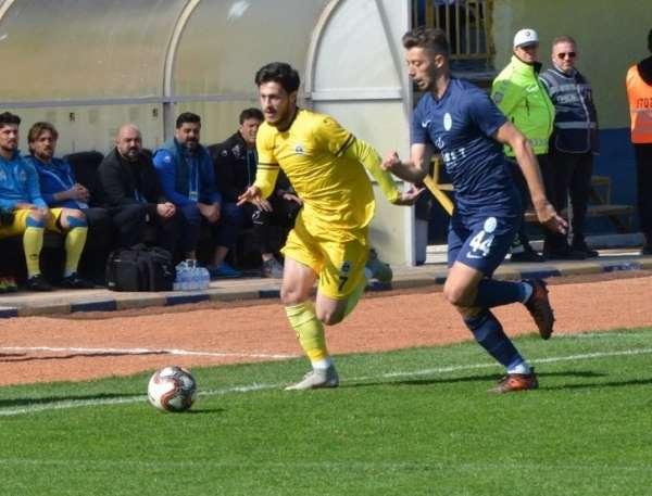 TFF 3. Lig: Fatsa Belediyespor: 2 - Kemerspor 2003: 1
