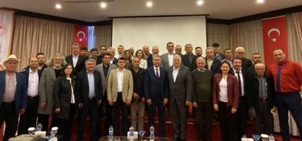 Türk kekiğini yabancı otlardan ayıklamak için güç birliği