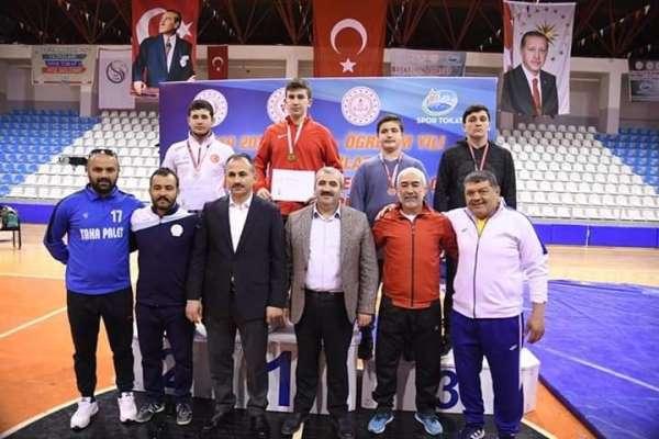 Türkiye Yıldızlar Güreş Şampiyonası sona erdi