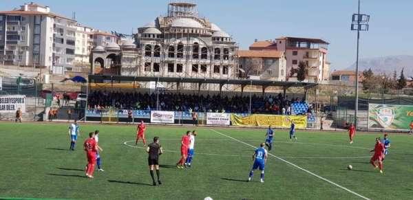 Yeşilyurt Belediyespor sahasında golsüz berabere kaldı