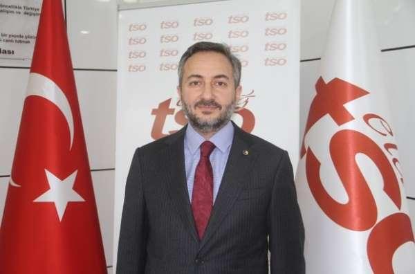 Elazığ TSO Başkanı Arslan,'Bankaları, Elazığlı firmalara daha pozitif bir ayrımc