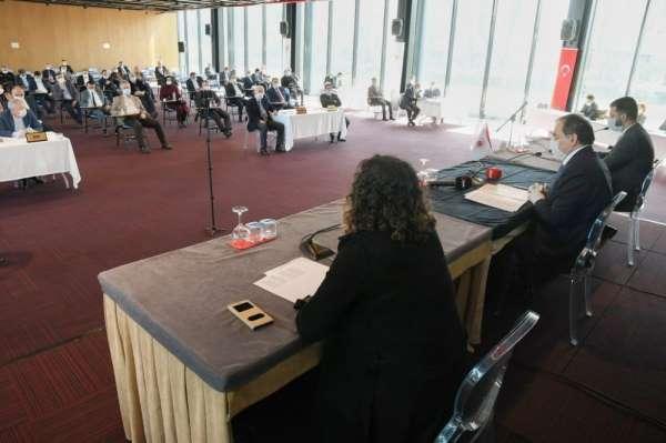 Samsun Büyükşehir Belediye Meclisi olağanüstü toplandı