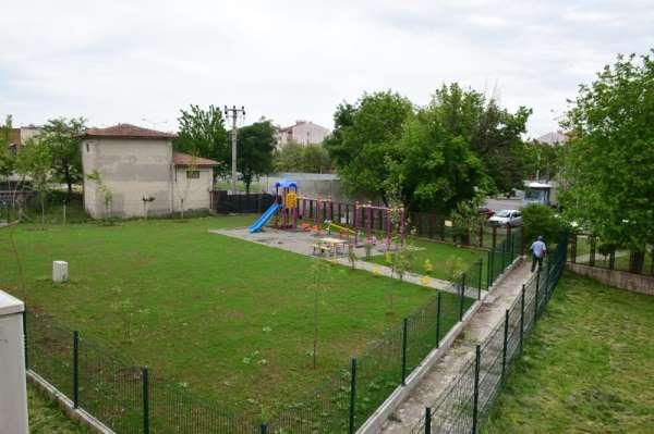 Bağlar Belediyesi, Çevik Kuvvet Müdürlüğü'ne tam donanımlı park kazandırdı