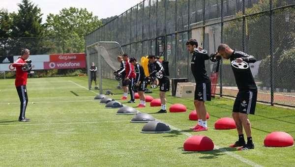 Beşiktaş kamp programını açıkladı