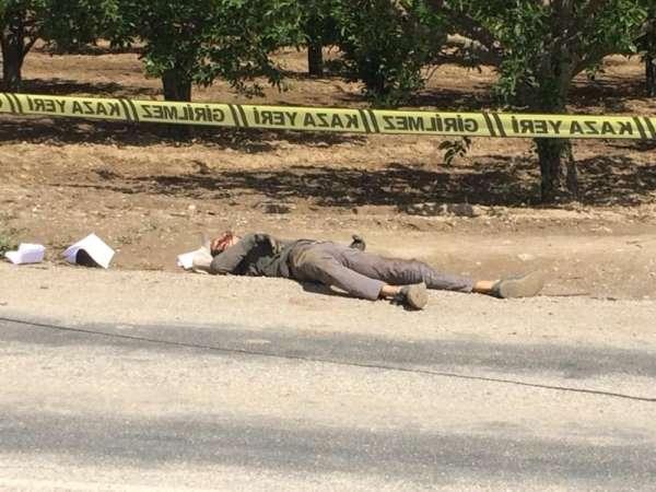 Eşini bıçaklayıp cezaevine giren baba, tahliye olunca oğlunu öldürdü