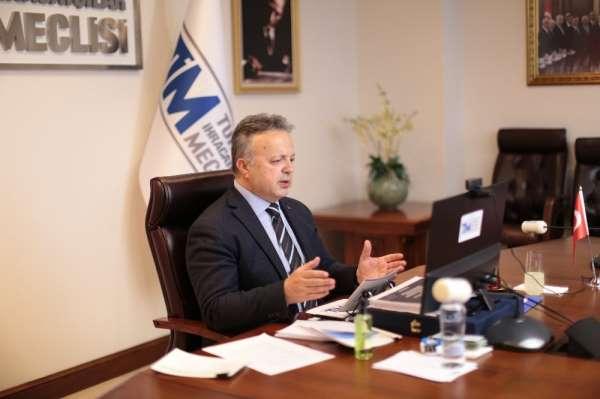 TİM Export Talks'un dördüncü konuğu Türkiye'nin AB Daimi Temsilcisi oldu