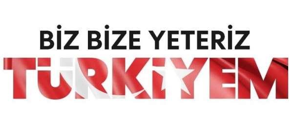 Vergi müfettişlerinden 'Biz Bize Yeteriz Türkiyem' kampanyasına destek