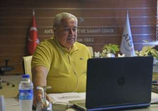 Başkan Çetin'den Antalya ekonomisine ilave destek talebi