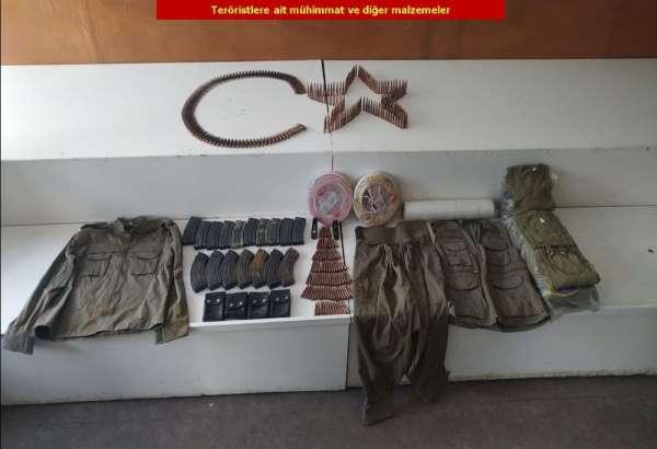 Diyarbakır'da teröristlere büyük darbe