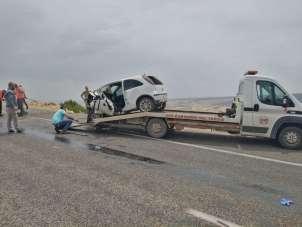 Gaziantep'te feci kaza: 1 ölü 1yaralı