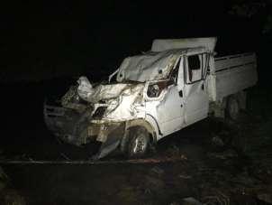 Giresun'da meydana gelen iki ayrı trafik kazasında 2 kişi öldü, 2 kişi de yarala