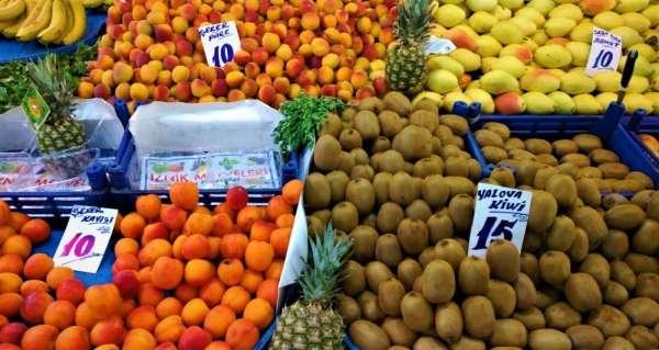 Korona sürecinde meyve fiyatları düştü