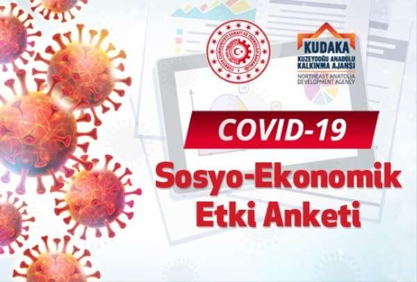 KUDAKA'dan Covid-19 sosyo-ekonomik etki anketi