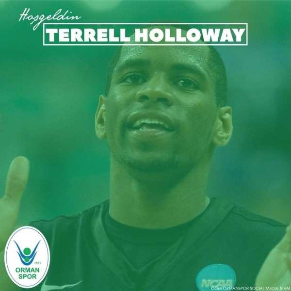 Ormanspor, Terrell Holloway'i kadrosuna kattı
