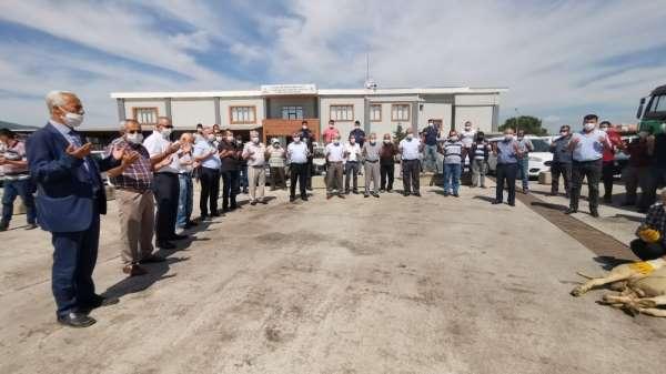 Soma'dan 7 ile 170 bin ton yardım kömürü sevkiyatı başladı