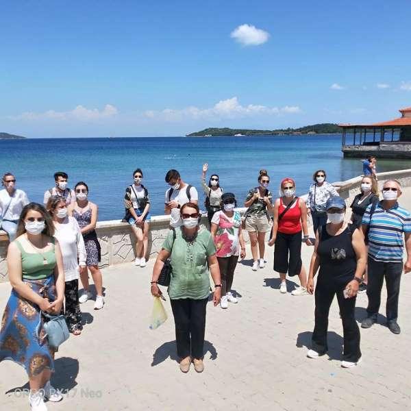 Turizm sektöründe 'sosyal mesafeli' turlar başladı