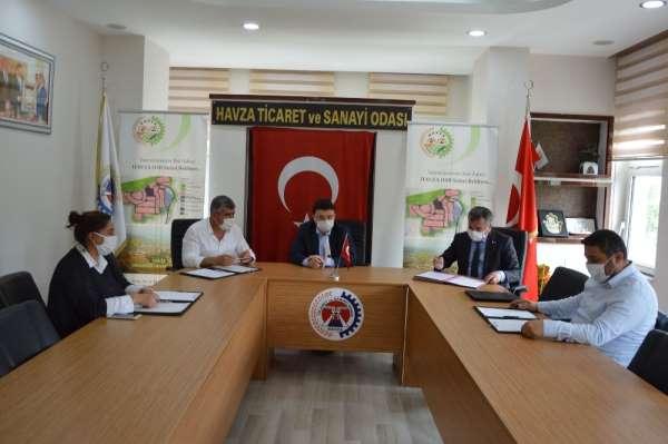 Türkiye'nin en büyük baklava fabrikası Samsun'da kurulacak