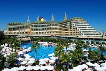 Antalya'nın köklü Türk turizm şirketi Fortune 500 listesinde