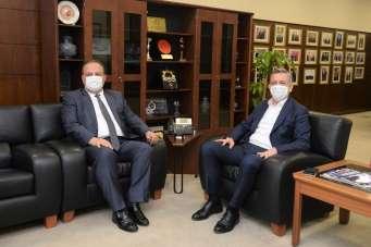 BTSO Başkanı Burkay: 'Salgının ekonomik etkileri azalmaya başladı'