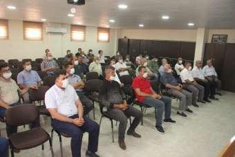 Kilis Zeytinyağı Tanıtım gurubu istişare toplantısı yapıldı