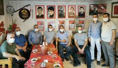 Ahlat Şehit Aileleri Derneği Başkanı Mürsel Ardıç oldu