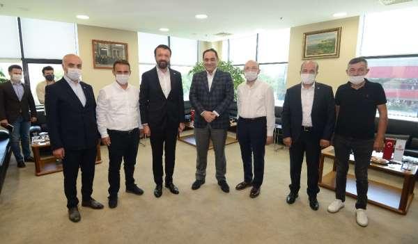 İran, iş birliği için Bursa'ya geldi