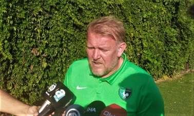 Robert Prosinecki: 'Ofansif futbolu iyi oynayan bir Denizlispor olacak'