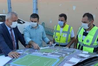 Türk futbolunun efsane ismi Süleyman Seba'nın adı Hendek'te yaşatılacak