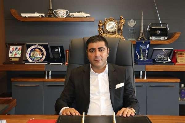 Van Spor FK As Başkanı Bayram istifa etti