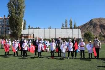 Amatör Spor Haftası etkinlikleri Müftülükten tam destek