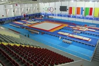 Avrupa Artistik Cimnastik Şampiyonası Mersin'de yapılacak