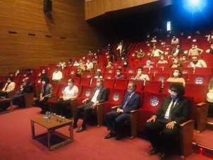 Başkan Alemdar: 'Üniversite kenti Serdivan'da ağırlamaktan mutluluk duyuyoruz'